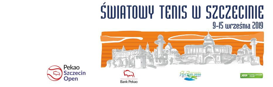 27 edycja turnieju Pekao Szczecin Open